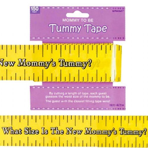 Baby Shower Measuring Tape Game (each)